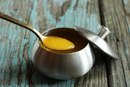 Ghee and Milk Protein