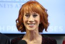 The Touching Reason Kathy Griffin Shaved Her Head