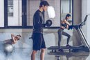 Interval Training Workout Using Weights & Cardio