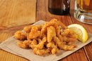 Fried Clams Nutrition