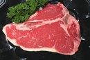 How to Broil a T Bone Steak