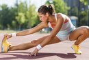 When a Woman is Toning Legs, Should Weight Be Heavy or Light With More Repetitions?