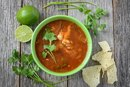How Many Calories Are in Chicken Tortilla Soup?