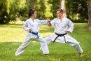 Man vs. Woman Karate