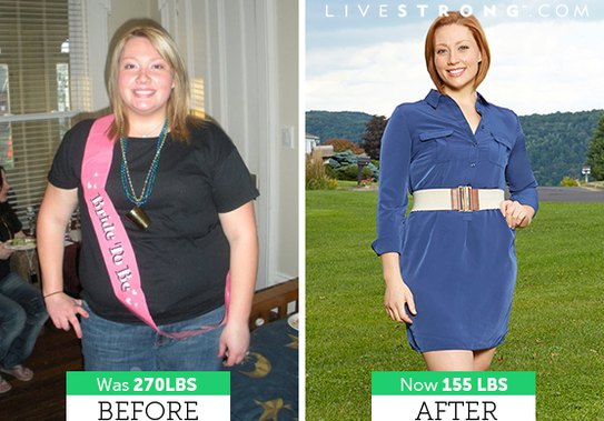 How Kate R. Lost 115 Pounds