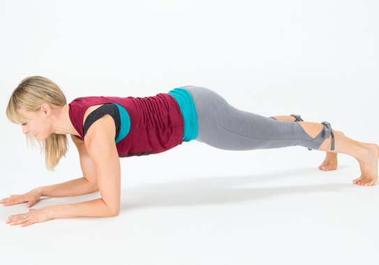 The 4-Week Plank Challenge