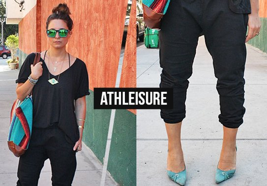 3 Casual Cool Looks to Up Your Athleisure Game