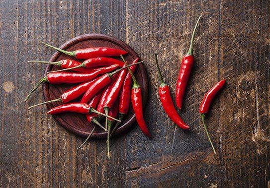 What Your Love of Spicy Foods Says About You