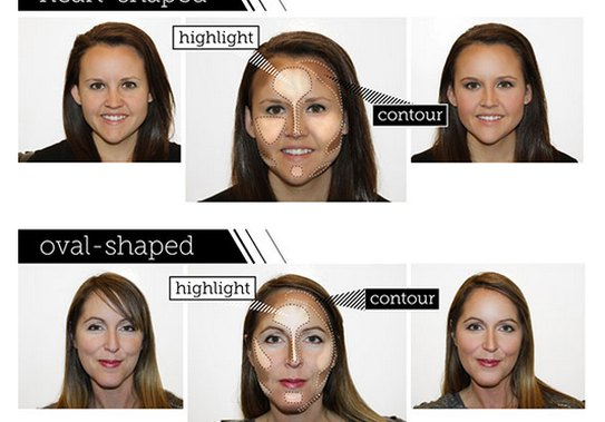 How to Contour and Highlight Your Features