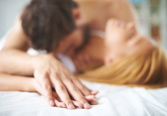 The Surprising Time Most Couples Have Sex
