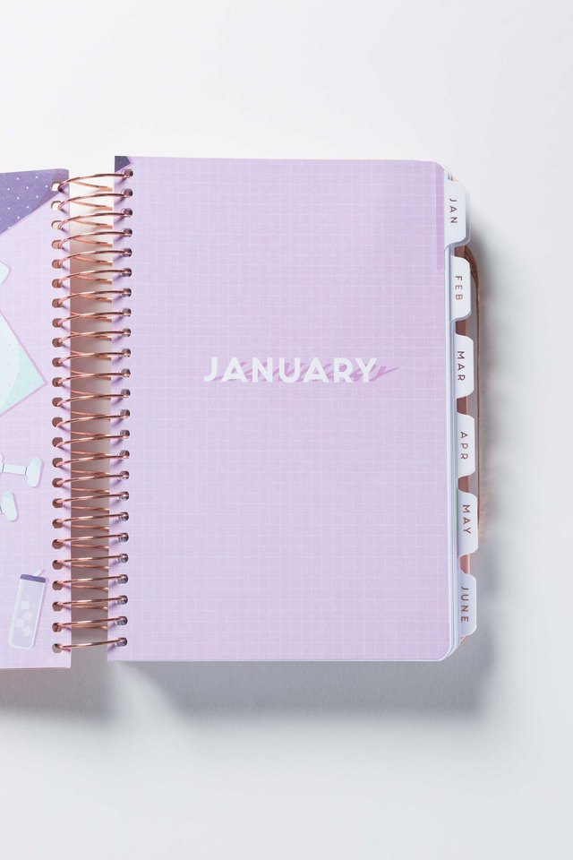 Blogilates Planner Inside
