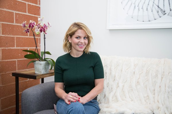How Candace Cameron Bure Stays Calm, Focused an...