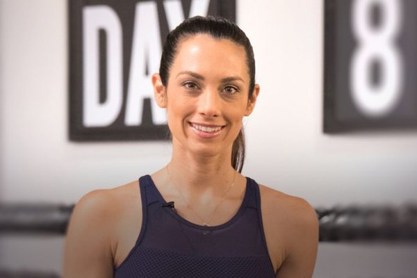 Autumn Calabrese Reveals How Fitness Will Make Us Stronger At Life
