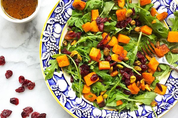 10 Warm Salads That Will Keep You Toasty