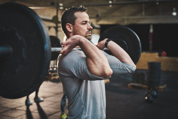 Guys, Here's How to Maintain Muscle and Get Lean