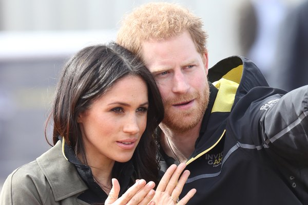 Prince Harry is shedding for the wedding, according to reports