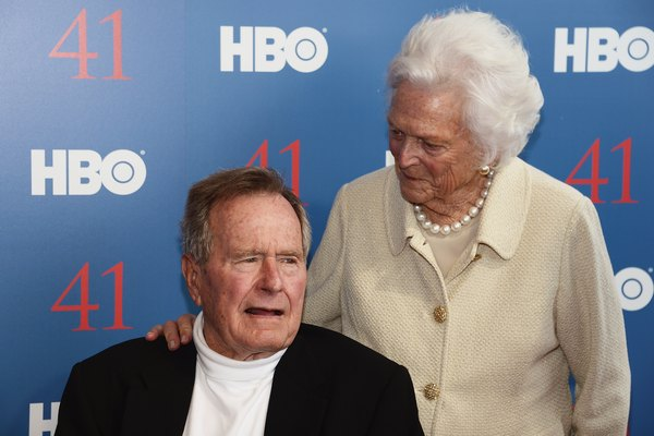 How George H.W. Bush's grief could impact his physical health