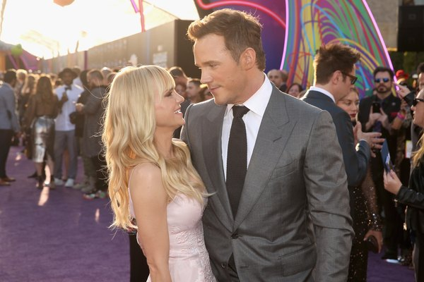 "Anna Faris admits ""perfect"" marriage to Chris P..."
