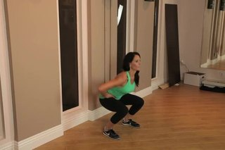 Hip Flexor Squat