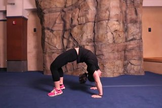 Step-By-Step for How to Do Backbends