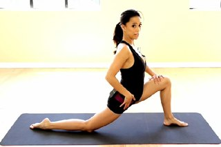 How to Open Up Your Hip Flexor