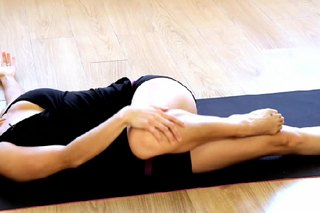 Yoga Twists to Improve Circulation in the Back