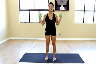 Arm-Toning Routine for Pregnant Women