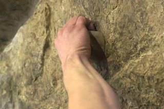 Developing Stronger Fingers & Rock Climbing