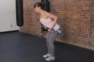Home Training With Barbells & Dumbbells