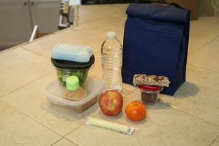 How to Pack the Perfect Lunch for College