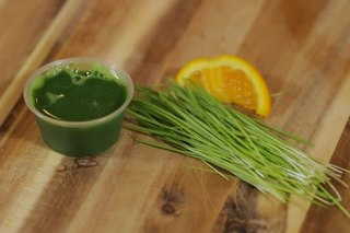 Benefits of Wheatgrass on a Fatty Liver