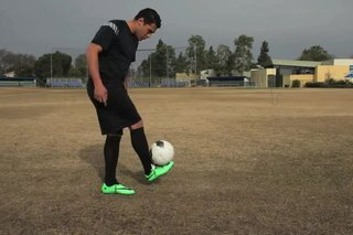 How to Do the Around-the-World Soccer Trick Step by Step