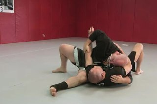 How to Keep Someone on the Mat After a Take-Down