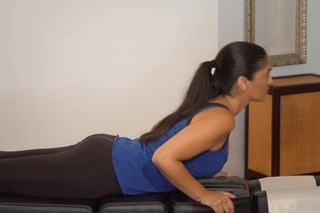 Safe Cardio for a Back Strain