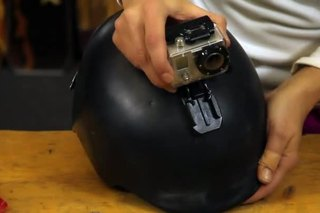 How to Mount a Helmet Cam for Skiing
