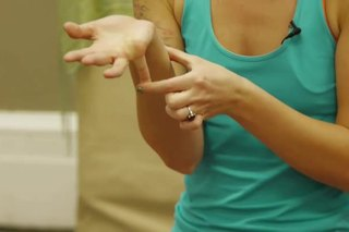 Strengthening the Wrist in Tendonitis