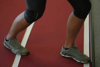 Stretches for the Gastrocnemius