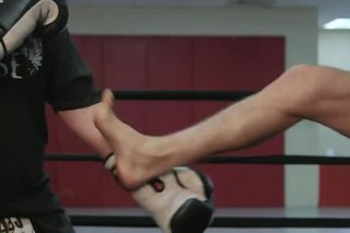 How to Block a Kick With Krav Maga