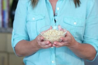 How to Read Food Labels for the Serving Size of Dry Rice