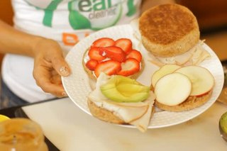 Healthy English Muffin Toppings