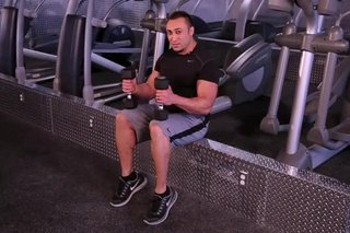 Dumbbell Exercises for the Calves