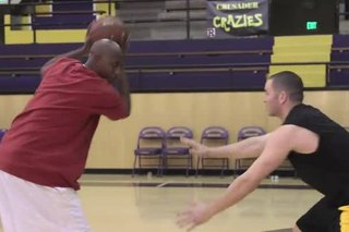 Competitive Basketball Drills