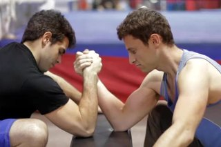 How to Increase Bone Strength With Arm Wrestling