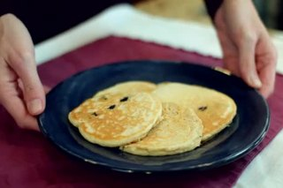 What Are the Benefits of Blueberry Pancakes?