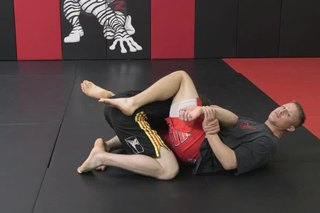 How to Put Someone in a Kimura