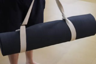 How to Make a Yoga Mat Bag