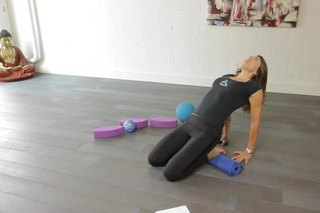 quadriceps stretches  livestrong