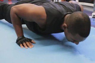 How Far Do You Have to Go Down for a Push-Up?