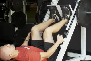 Foot Positions When Doing the Leg Press
