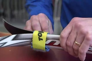 How to Put Straps on Cross-Country Skis